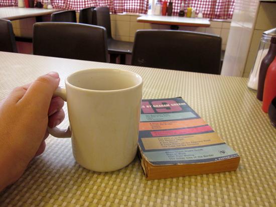 Regency Cafe, Pimlico