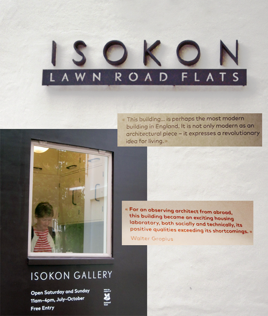 the Isokon, London NW3